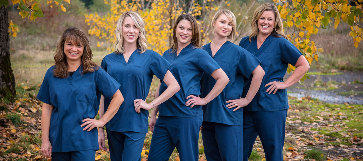 Surgical assistants to Dr. Sullivan